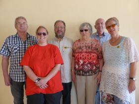 Blinden- u. Sehbehindertenverein Krefeld Vorstand